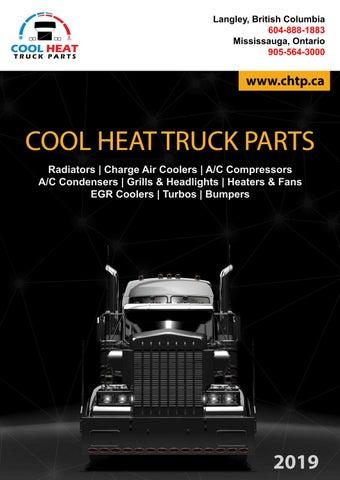 Cool Heat Truck Parts 2019 by Amir Wihan - issuu