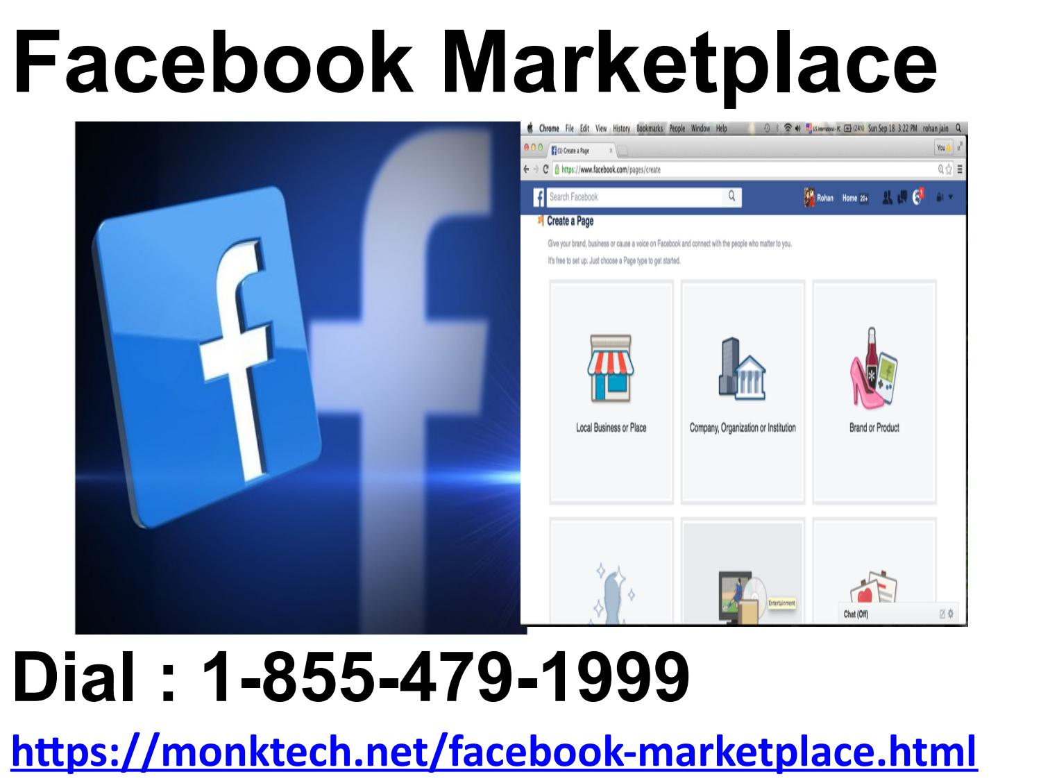 Want to see someone's facebook marketplace profile? Call the