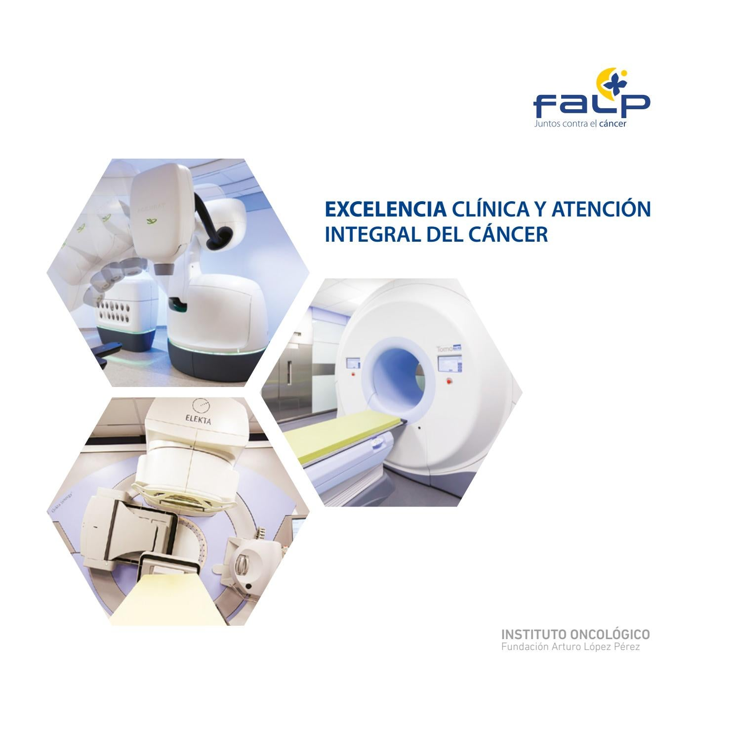 centros de excelencia para el tratamiento del cáncer de próstata.