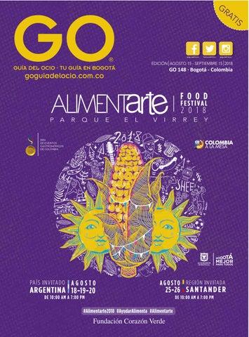 4fcf0c1a99 GO EDICIÓN 148 by GO Guía del Ocio - issuu