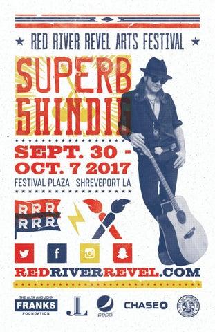 Red River Revel Arts Festival 2017 Guide By Red River Revel