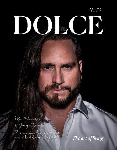 94a2fe92f4b Dolce Magazine No.54   2018 Architecture Edition - Personnalités  MIN  PENICHE   JORGE DUARTE