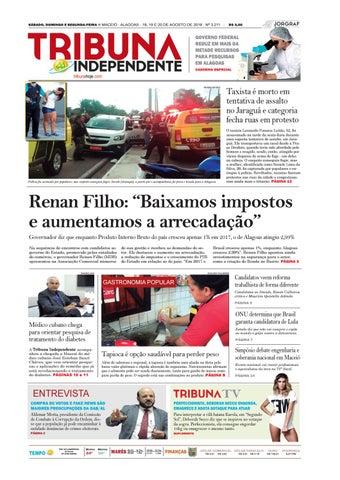688db5d4e04 Edição número 3211 - 18 e 19 de agosto de 2018 by Tribuna Hoje - issuu
