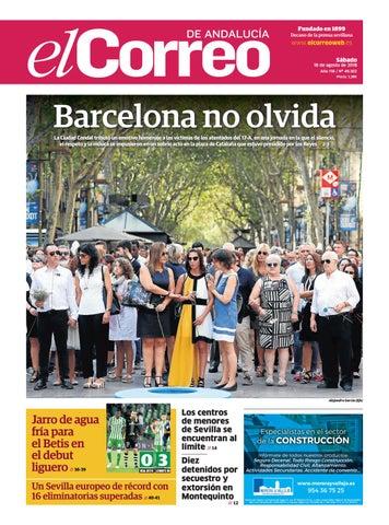 18.08.2018 El Correo de Andalucía by EL CORREO DE ANDALUCÍA S.L. - issuu cd7e7f86261