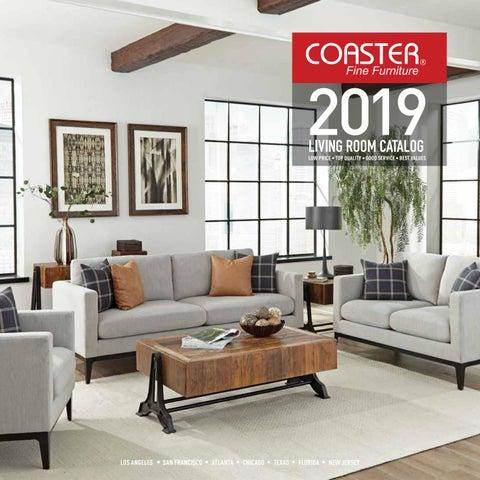 91023777cb Coaster 2019_LivingRoom by Dasta Mattress furniture - issuu