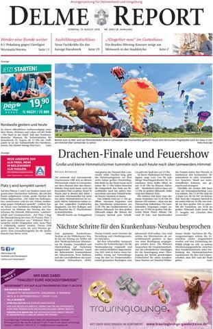 39038ef072d Delme Report vom 19.08.2018 by KPS Verlagsgesellschaft mbH - issuu