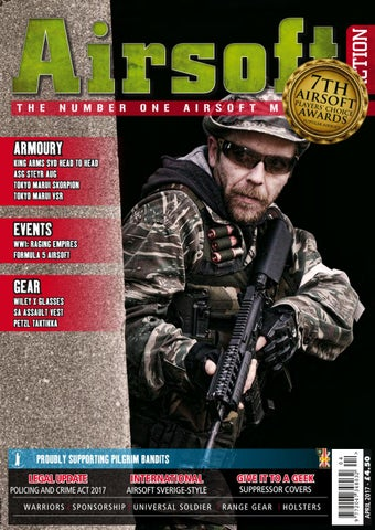 Issue 35 - May 2014 by Airsoft Action Magazine - issuu
