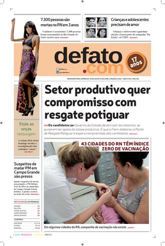 eab176274 Jornal de Fato by Jornal de Fato - issuu