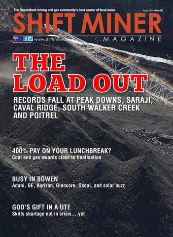 6a6e02ffccb Shift Miner Magazine (August 2018) by Shift Miner - issuu