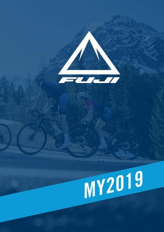 d3975f1437a 2019 Fuji Bikes - Dealer Book for Australia by Oceania Cycle Sport ...