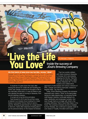 Page 6 of CBAM JA cover story