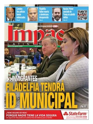 a7894f55a82b0 Periodico Impacto Latino  661 by Django E. Sime - issuu