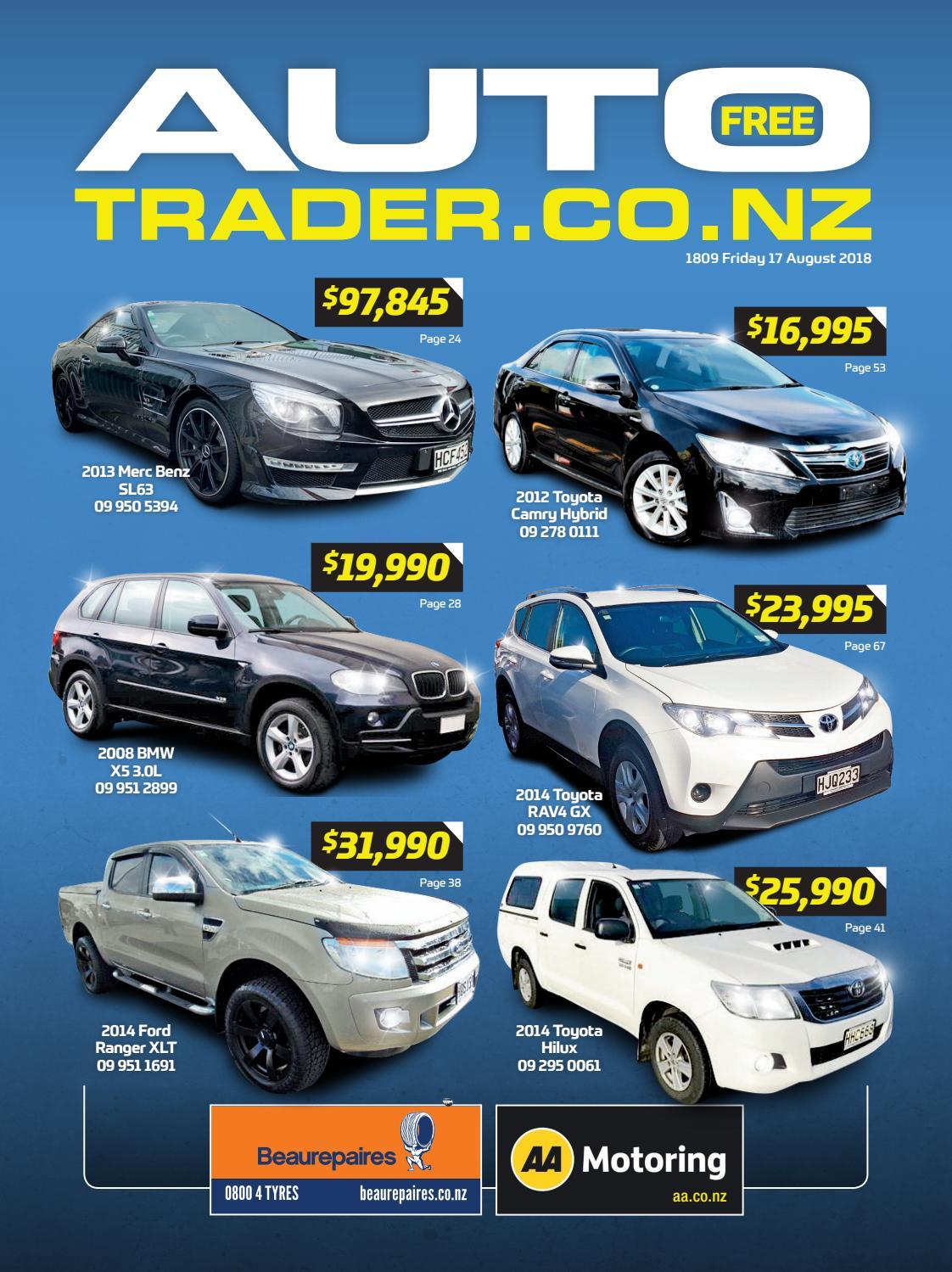 Autotrader NZ - Issue 1809 by AutotraderNZ - issuu