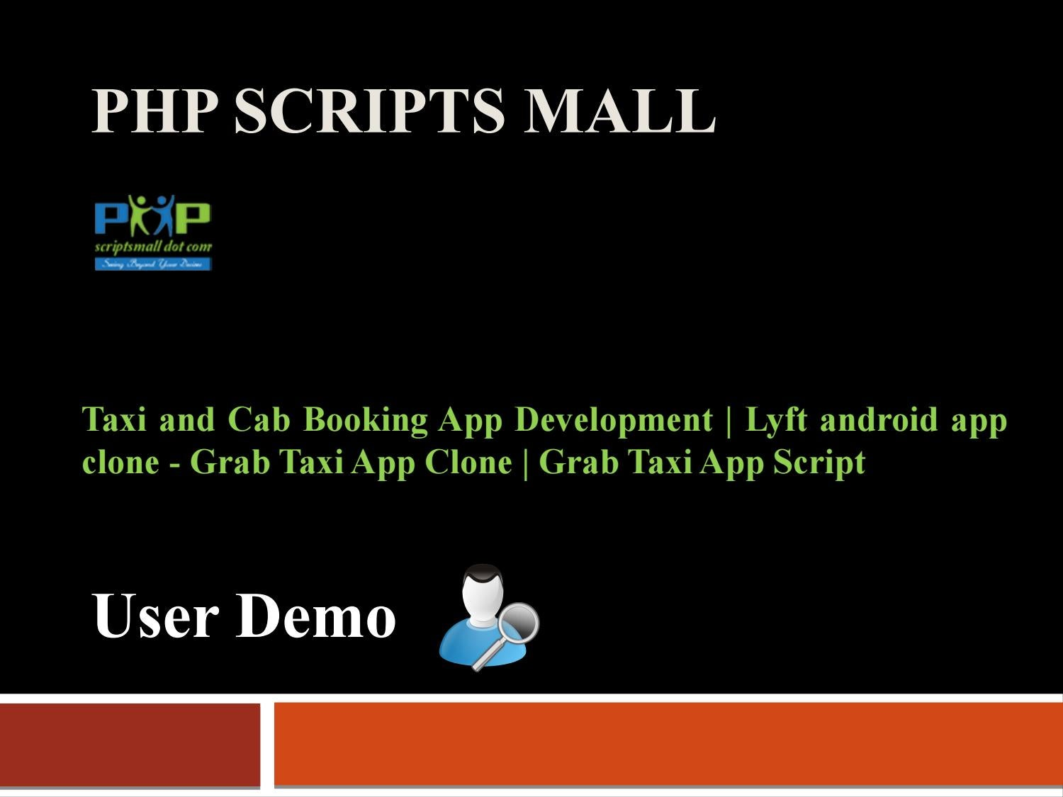 Similar Taxi and Cab Booking App Development |Lyft android app clone