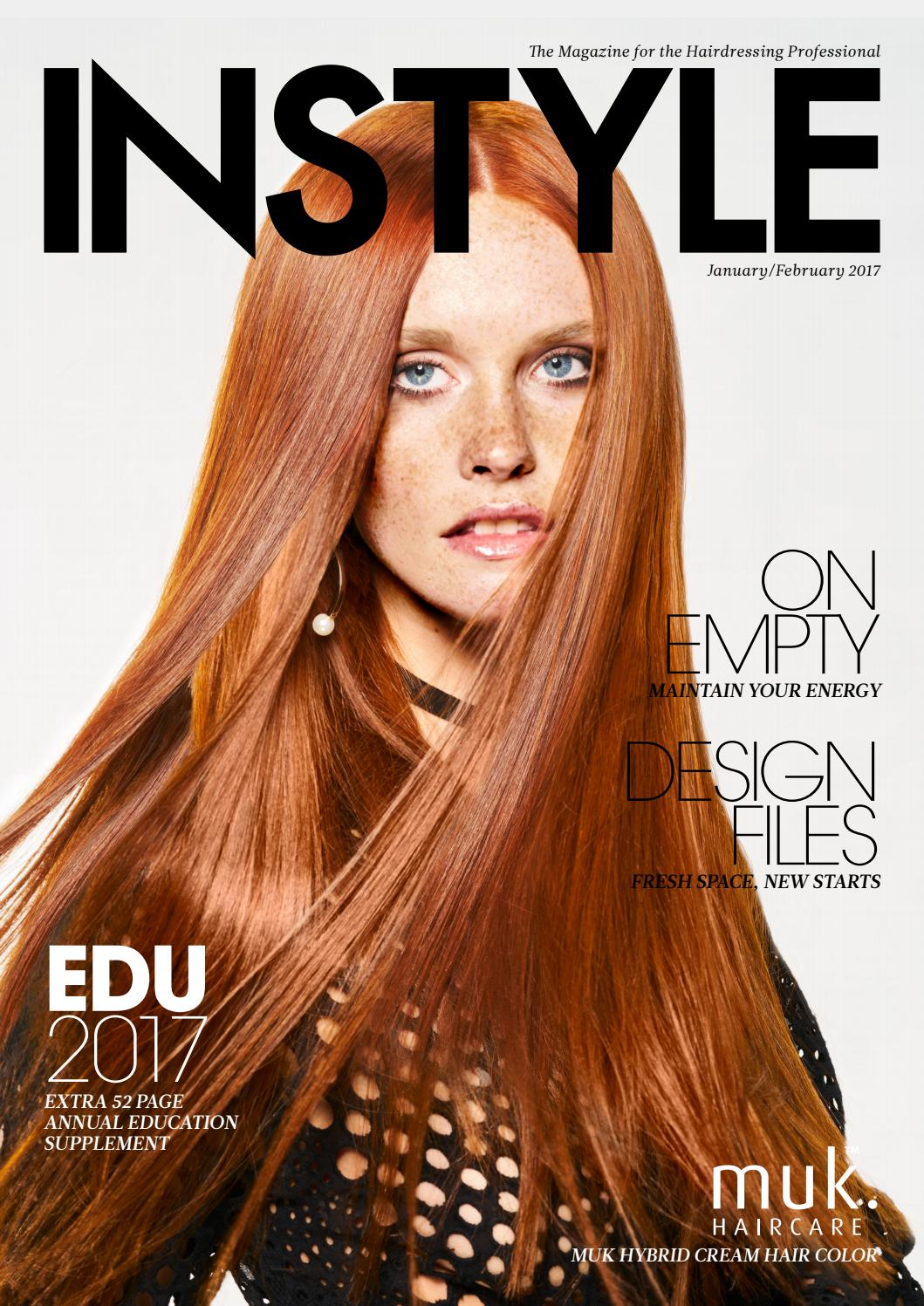 7f4c70bf INSTYLE - January/February 2017 by The Intermedia Group - issuu