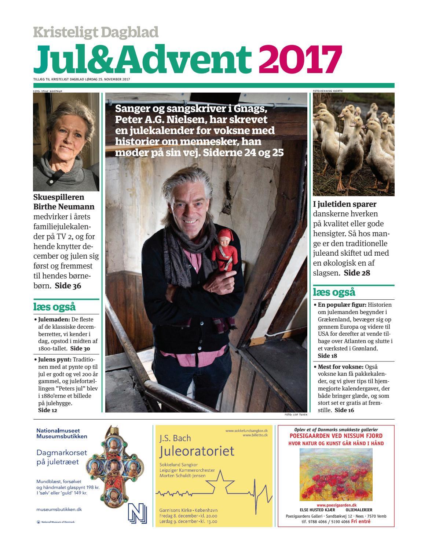 1aaa0e92 Jul&Advent2017 by Kristeligt Dagblad - issuu