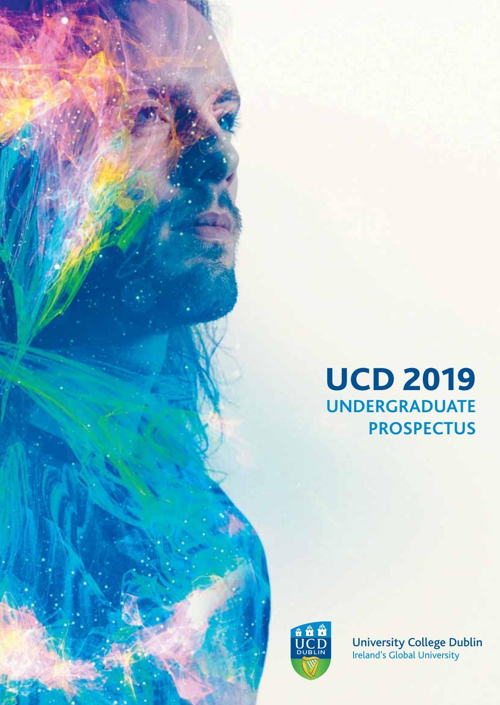 UCD Undergraduate Prospectus 2019 by Rooney Media - issuu