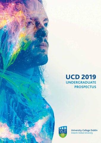 Ucd Undergraduate Prospectus 2019 By Rooney Media Issuu