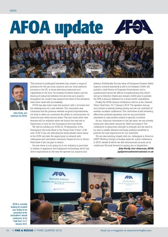 Page 10 of AFOA Update