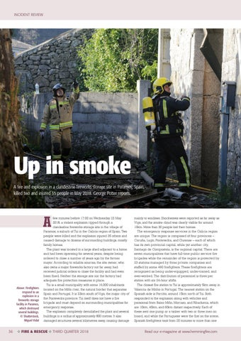 Page 36 of Incident review: Up in smoke