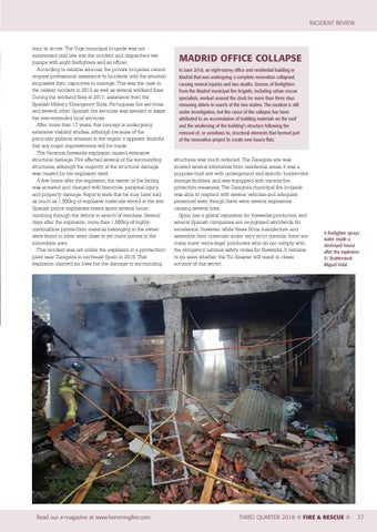 Page 37 of Incident review: Up in smoke