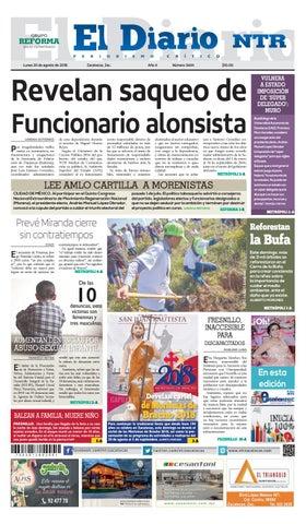 Diario NTR by NTR Medios de Comunicación - issuu ed99a86a41c25