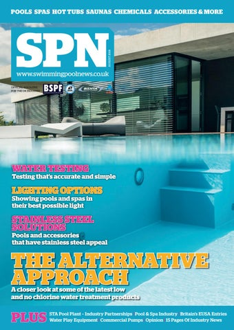 spn swimming pool news august 2018 by aqua publishing ltd issuu rh issuu com