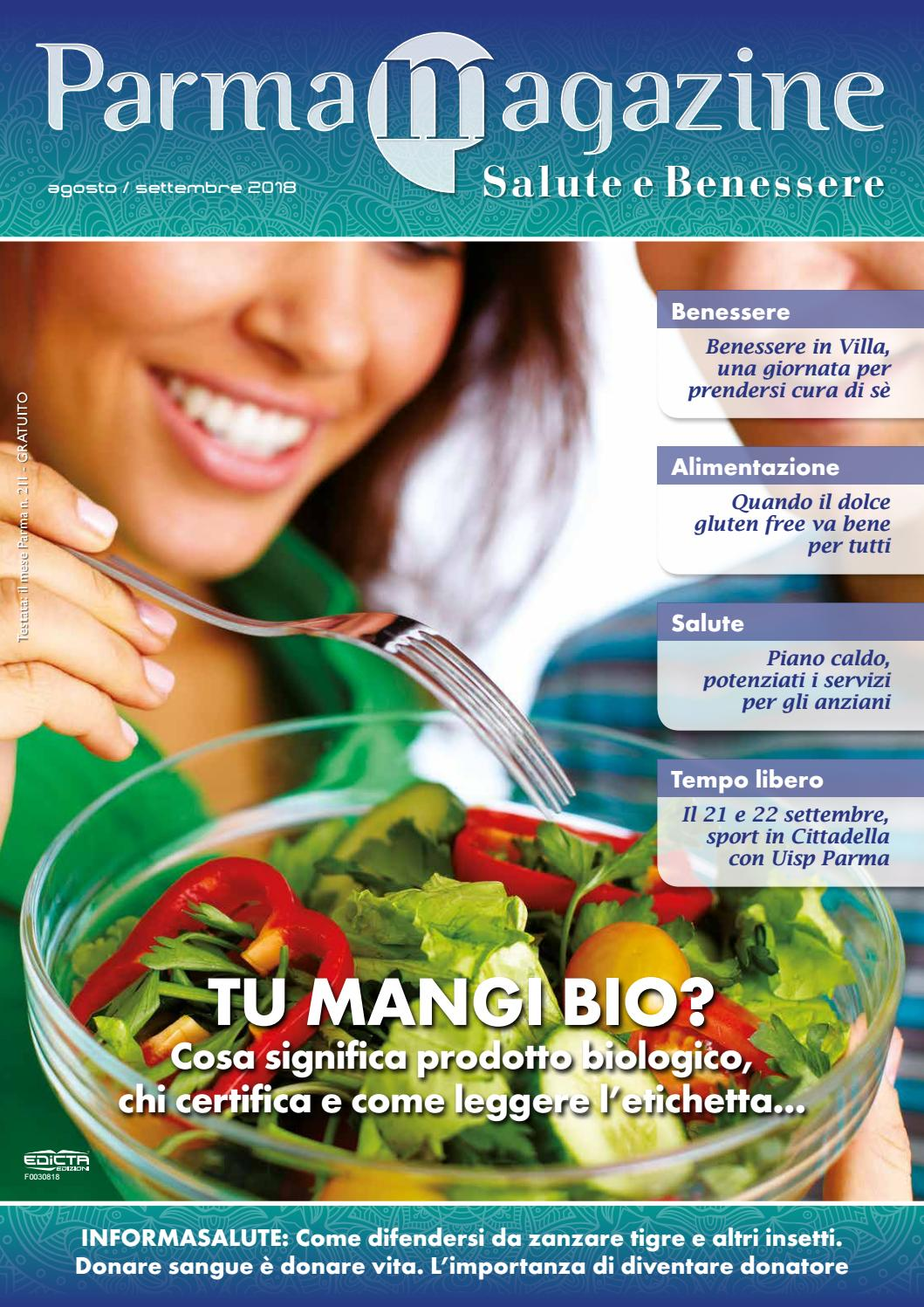 Parma Magazine Salute E Benessere N 6 By Edicta Issuu
