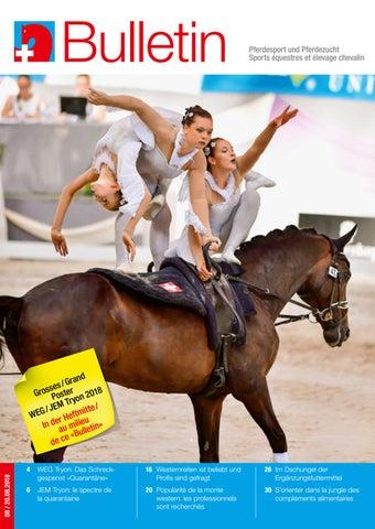 Schweiz. Verband für Pferdesport Fédération Suisse des