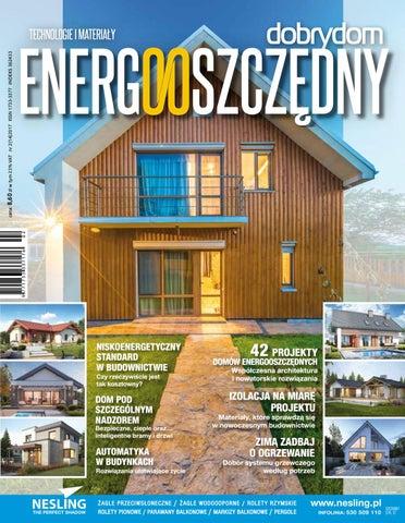 Dom Energooszczedny 14 By Dobry Dom Issuu