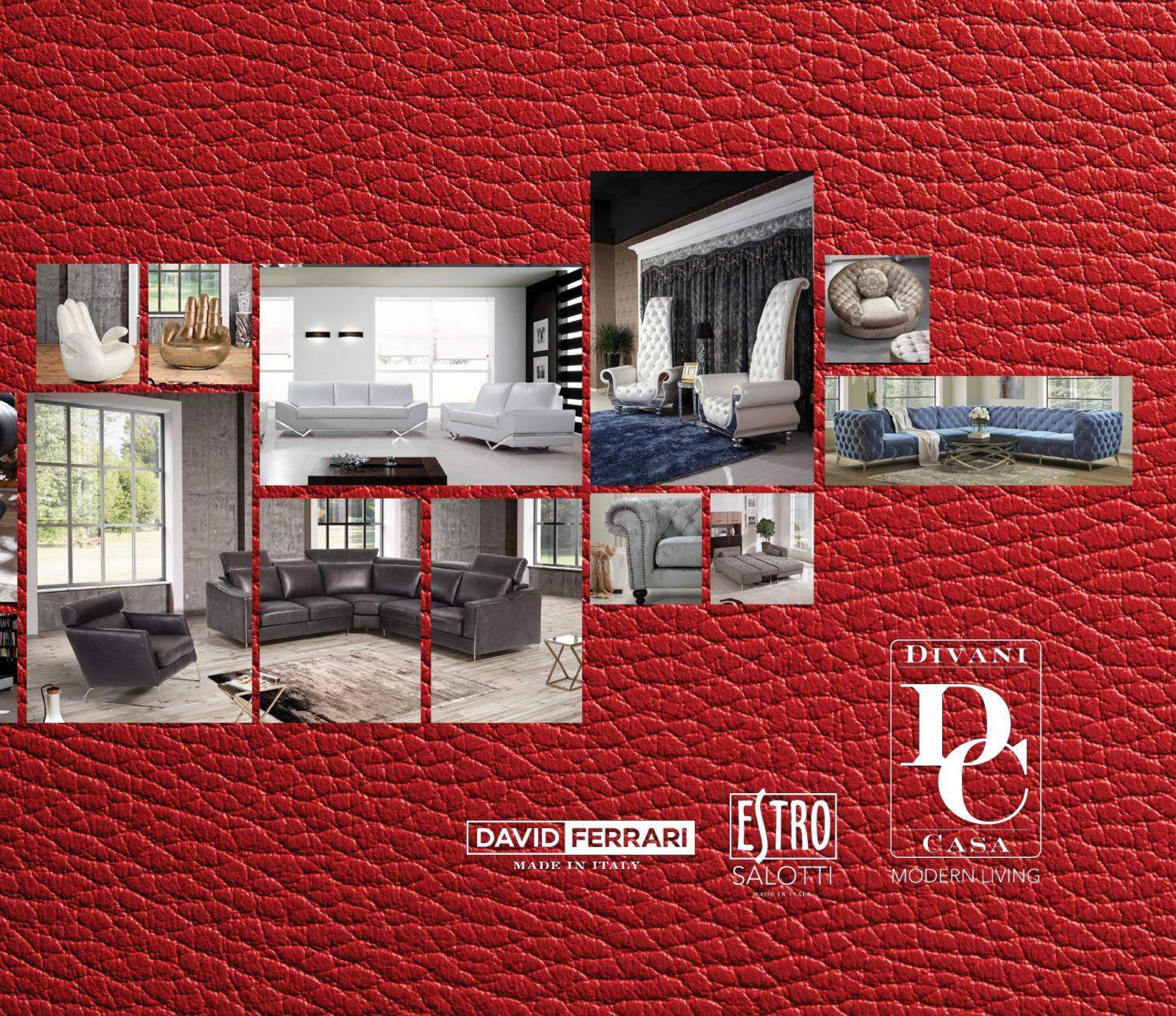Divani casa 2019 by vig furniture inc issuu for Casa milano divani