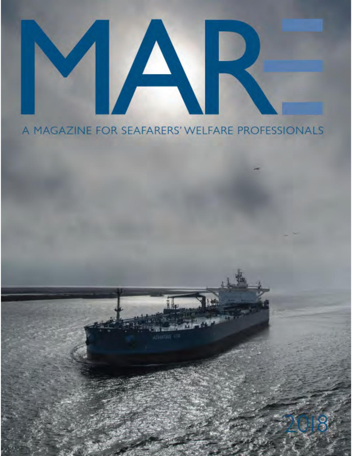 The Mare Report A Magazine For Seafarers Welfare Professionals Sailing Ship Diagram Power Mobydick Online Annotation 2018 By Namma Issuu