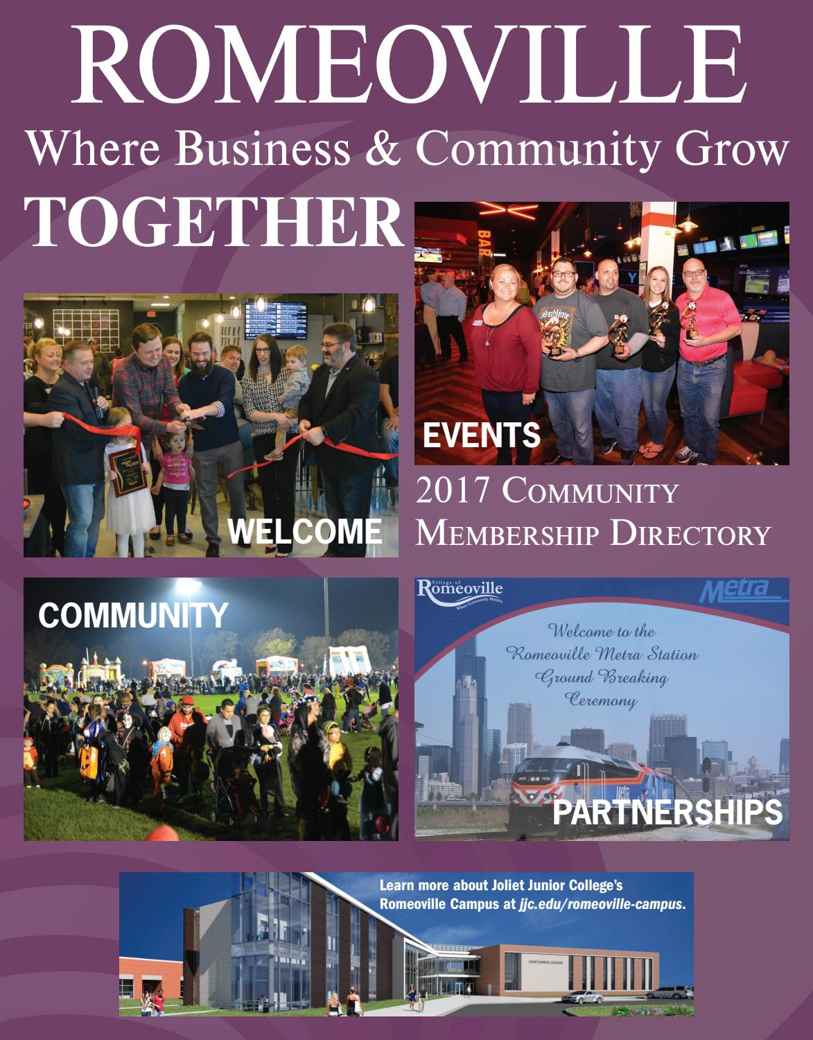 Romeoville Il Community Guide By Town Square Publications Llc Issuu