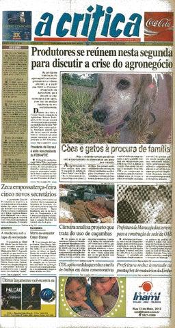 520554b2ed Jornal A Critica - Edição 1273- 02 04 2006 by JORNAL A CRITICA - issuu