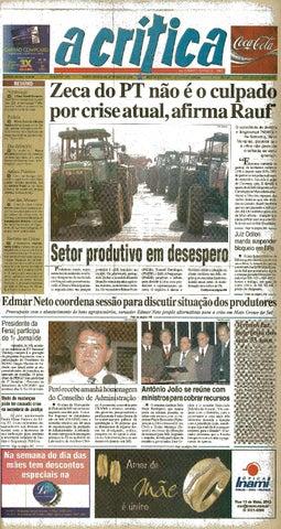 ca35ff2a1d9 Jornal A Critica - Edição 1278- 07 05 2006 by JORNAL A CRITICA - issuu