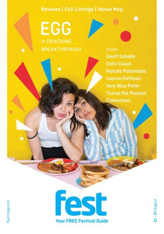 Fest 2018 Issue 5 by Fest Magazine - issuu