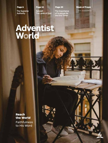 Adventist World - Week of Prayer 2018 by Adventist Record