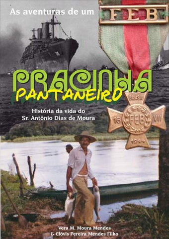 As Aventuras de um Pracinha Pantaneiro by Jorge Mendes - issuu 1bc162cf58b