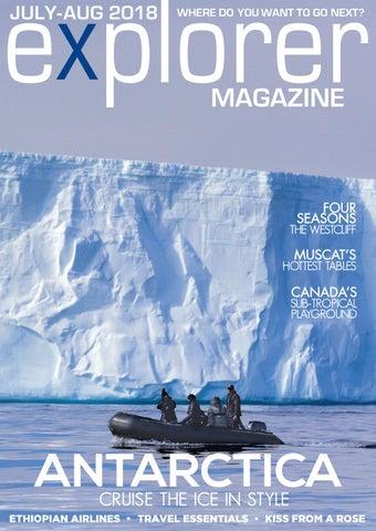 9d8c9d65043d Explorer Magazine July-August 2018 by Don Pierre Riosa - issuu