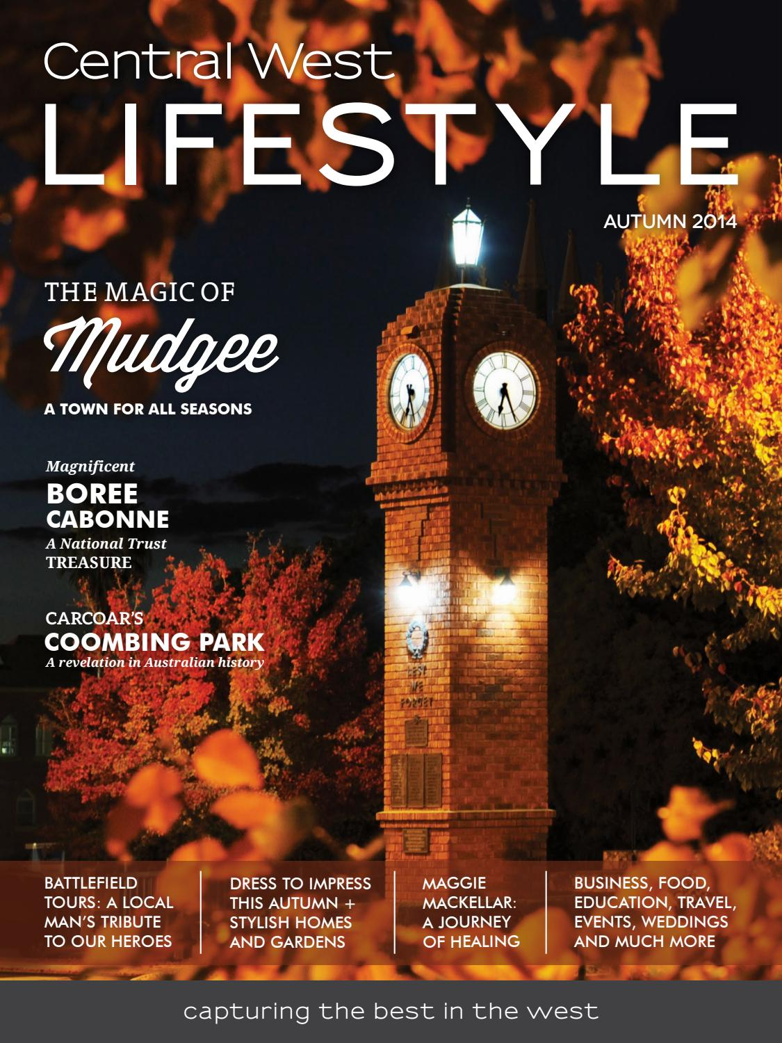 4 Central West Lifestyle Autumn 2013 By Byo Concert Small In Sand Magazine Issuu