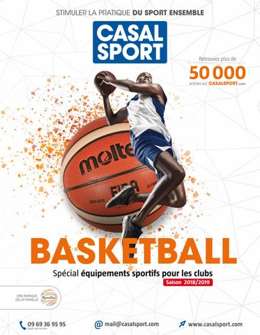 Catalogue Basketclubs 2018 by CASAL SPORT - issuu ba07d71537e