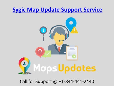 Provide The Sygic Map Update Support Service Call Us At 1 844 441 - Sygic-us-maps