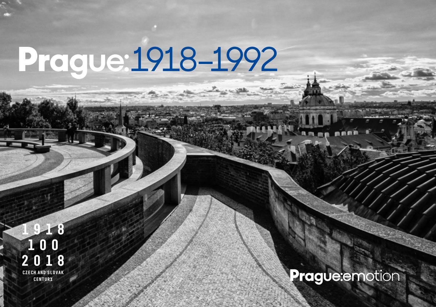 Prague 1918—1992 by Prague.eu - issuu 97ef35eb431