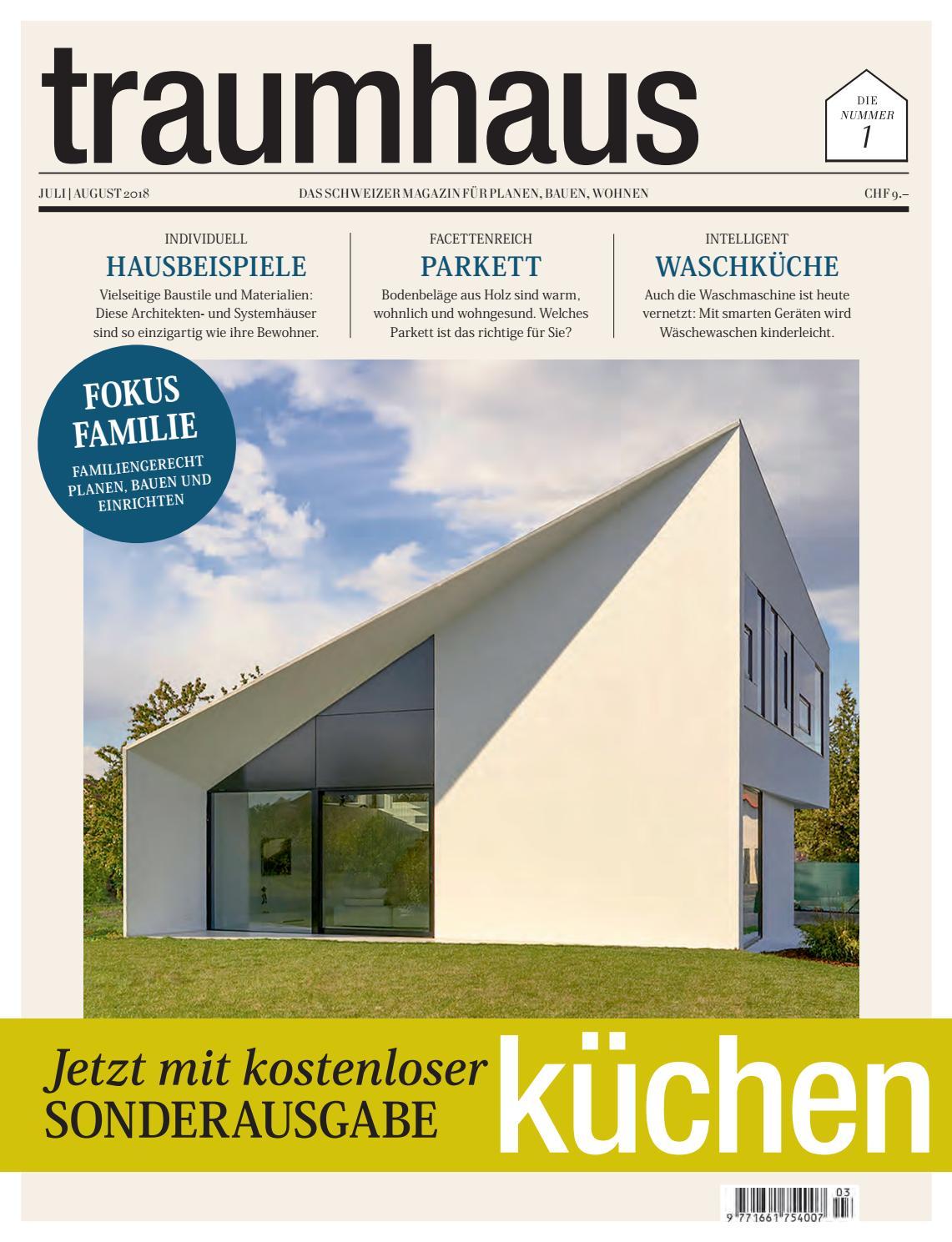 Traumhaus 03 2018 By BL Verlag AG   Issuu