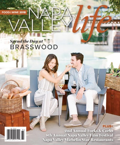 ca7e1a91d Napa Valley Life Magazine - Food & Wine 2018 by WEB Media Group LLC ...