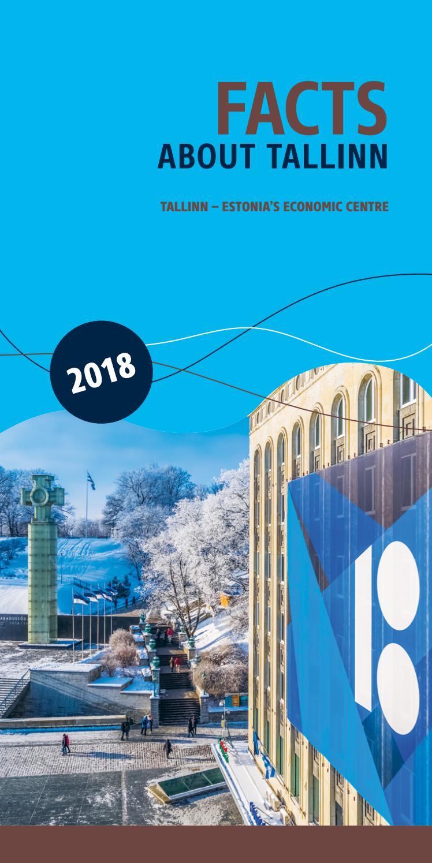 bed12af352a Facts about Tallinn 2018 by Tallinna linnavalitsus - issuu