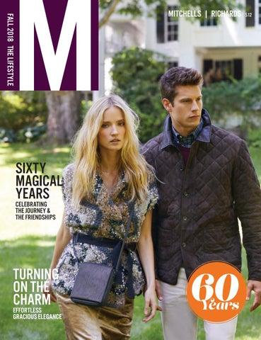 07f7eadebf9e1 M Magazine by Mitchells  Fall Winter 2018 by Wainscot Media - issuu