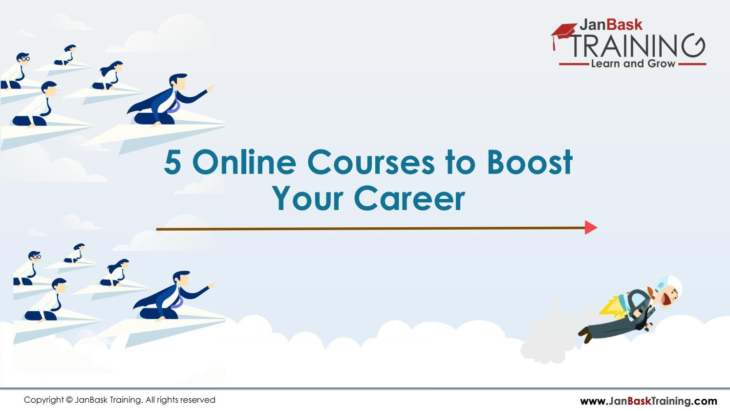 5 Online Courses to Boost Your Career by JanBaskTraining - issuu