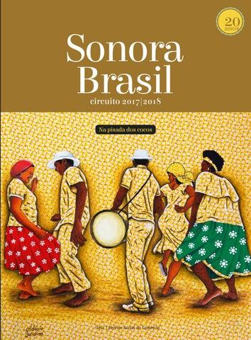 9ccaa12139 Catálogo Mostra de Música Sonora Brasil 2017/2018 - Na Pisada dos Cocos