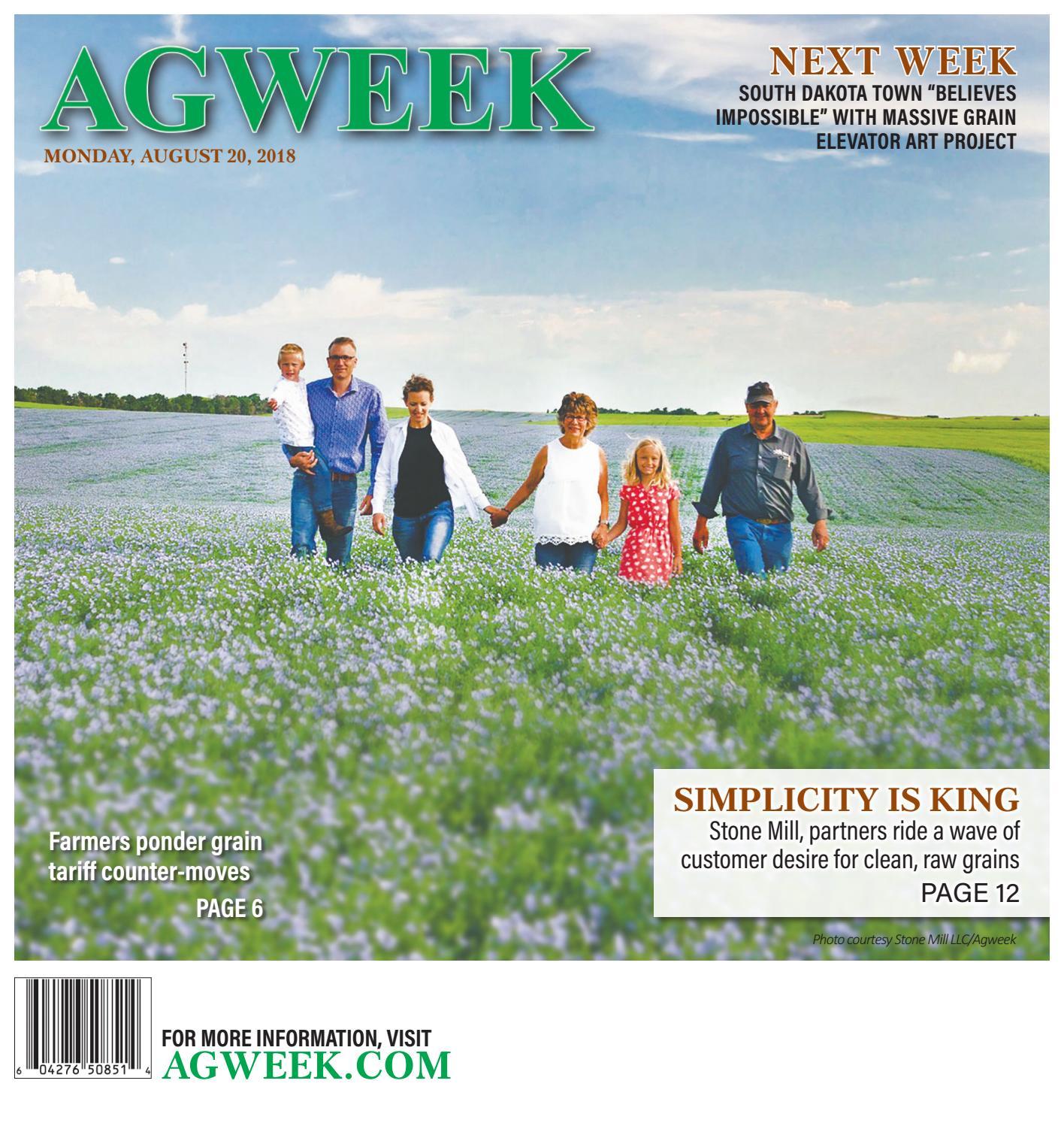 AGWEEK 0820 by Prairie Business Magazine - issuu